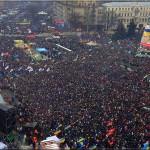 15 декабря. Украина. 250 тысяч вышло на улицы
