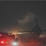 Транспортный Ан-12 упал под Иркутском